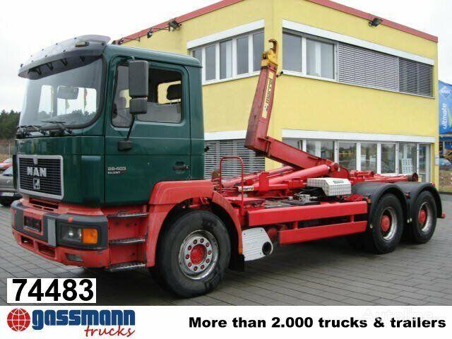 MAN 26.403 , Marrell 26.70, AHK hook lift truck