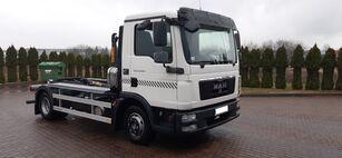 MAN TGL 12.220 sprzedaż/wynajem. gwarancja, umowa serwisowa hook lift truck