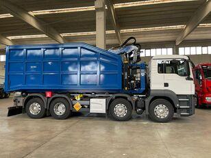 MAN TGX 540 hook lift truck