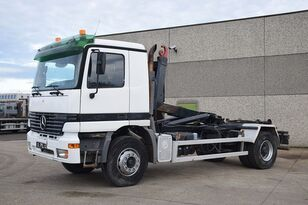 MERCEDES-BENZ ACTROS 1835 4X2 CONTAINER SYSTEEM- CONTAINER SISTEEM- CONTAINER hook lift truck