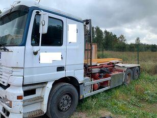 MERCEDES-BENZ Actros 2540 hook lift truck
