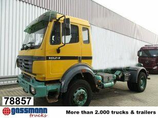MERCEDES-BENZ SK 1824 AK Atlas Abroller 3-Seiten kippbar hook lift truck
