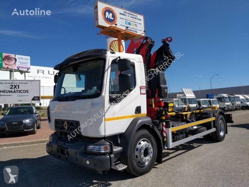 new RENAULT 280.18 hook lift truck