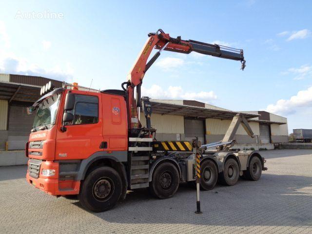 DAF CF85-410 hook lift truck