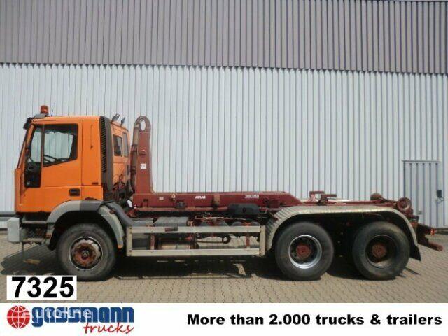 IVECO 260EH / 34 / Klima hook lift truck