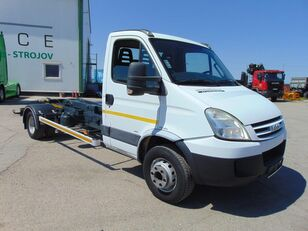 IVECO DAILY 65C15  hook lift truck