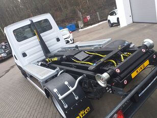 new IVECO Daily 50C16  hook lift truck