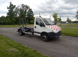 IVECO Daily 70C17 hook lift truck