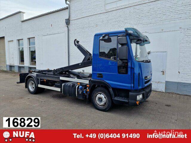 IVECO EuroCargo ML 100 E 21  hook lift truck