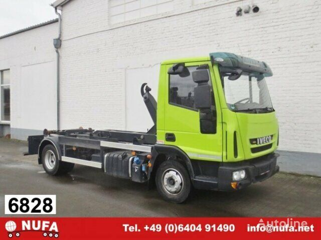 IVECO  ML 100 E 21 hook lift truck
