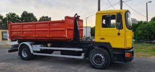 MAN 18.274 hook lift truck