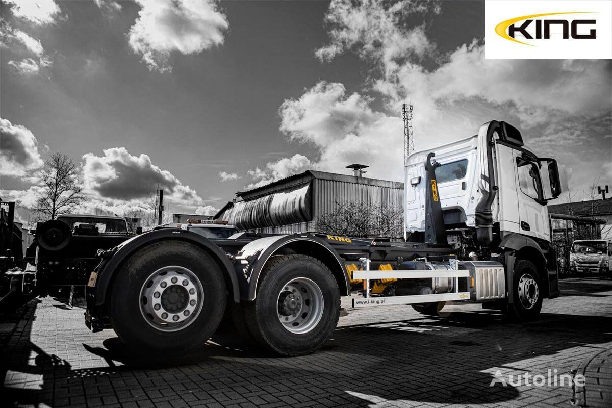 new MERCEDES-BENZ ACTROS 5 - 2540 hook lift truck