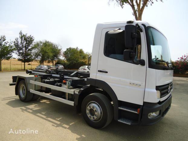 MERCEDES-BENZ ATEGO 13 23 hook lift truck