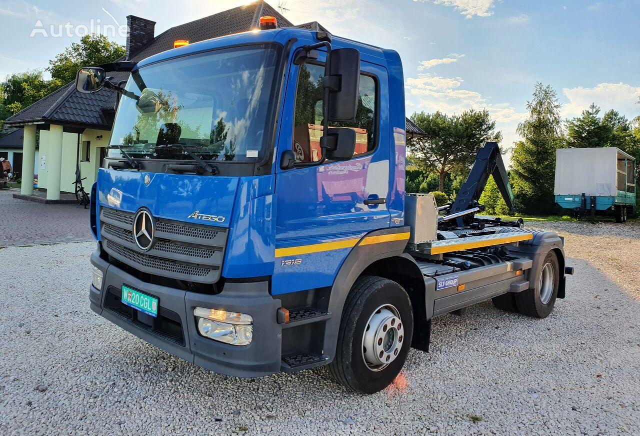 MERCEDES-BENZ ATEGO 1318 hook lift truck