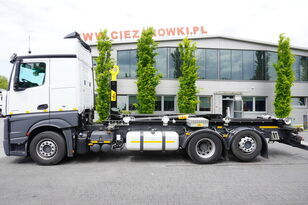 MERCEDES-BENZ Actros 2548 hook lift truck