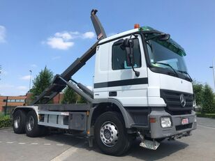 MERCEDES-BENZ Actros 2636 6x4 hook lift truck