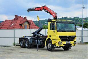 MERCEDES-BENZ Actros 2641  hook lift truck