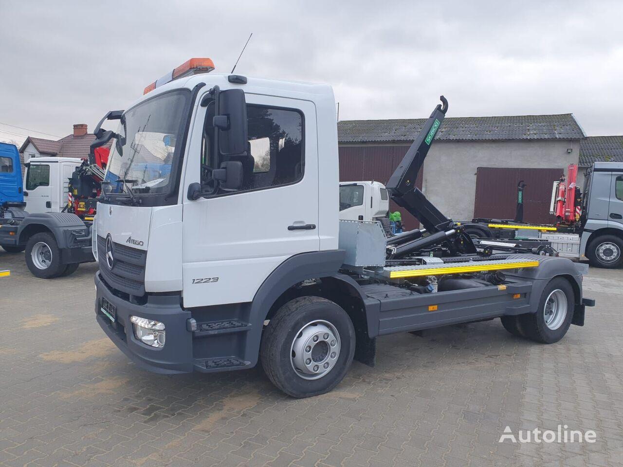 new MERCEDES-BENZ Atego 1223 hook lift truck