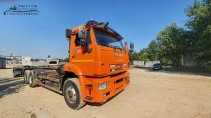 MULTILIFT Камаз 658667 hook lift truck