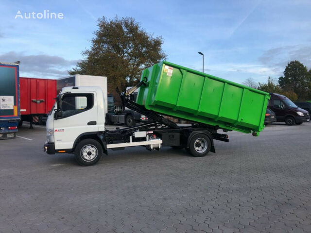 new Mitsubishi Fuso 7C18  hook lift truck