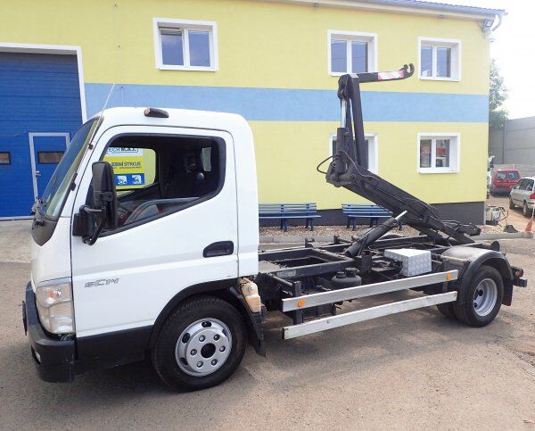 Mitsubishi Fuso Canter 6C14 +CTS 3038 (6.5t hook lift truck