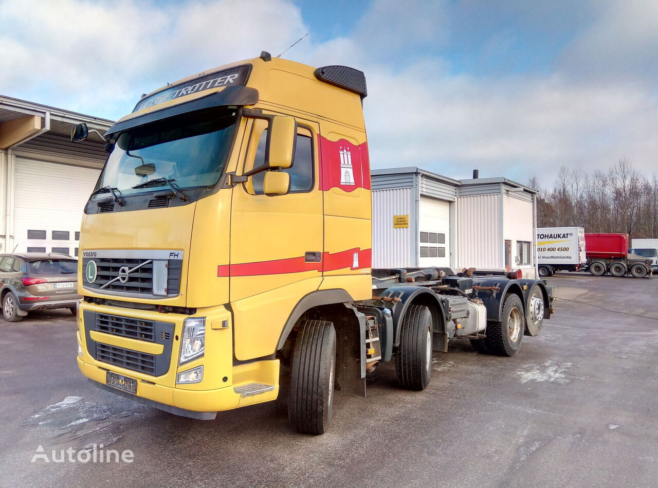 VOLVO FH 420 hook lift truck