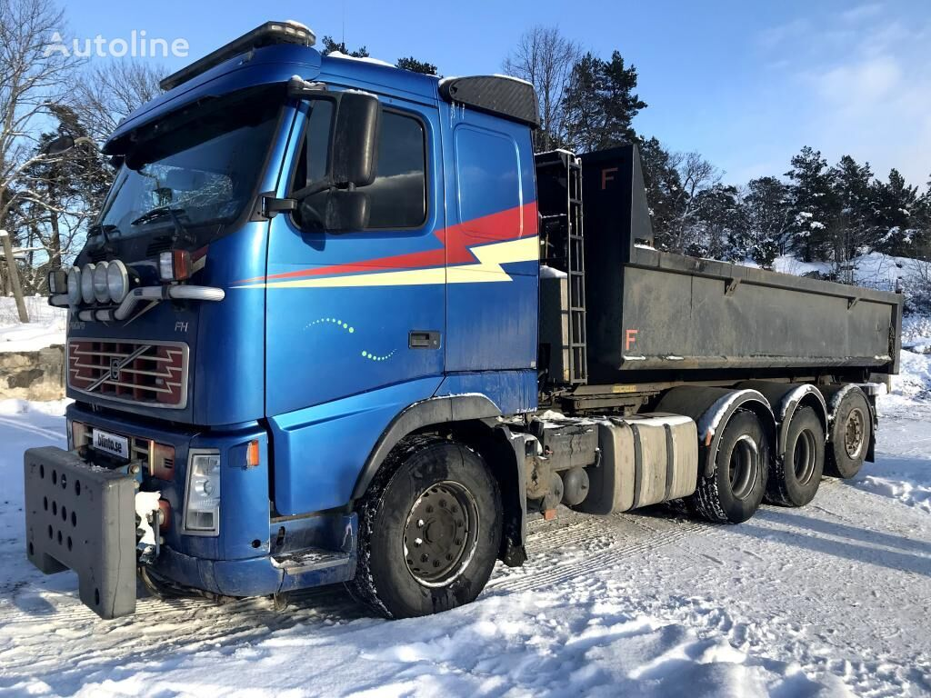 VOLVO FH 480-37 hook lift truck
