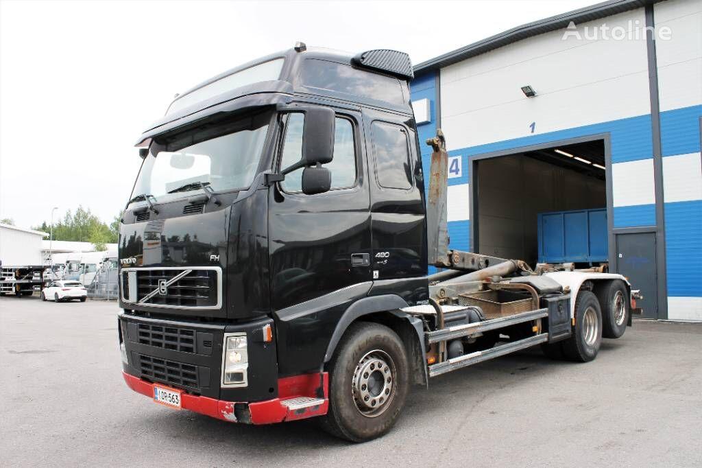 VOLVO FH13 480 hook lift truck