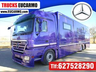 MERCEDES-BENZ ACTROS 18 320 horse truck