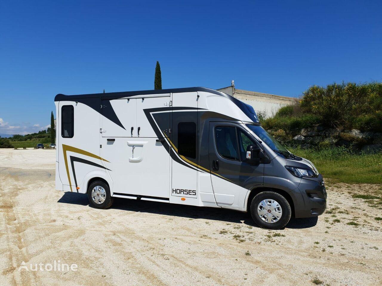 new RENAULT Master Ameline horsetrucks horse truck