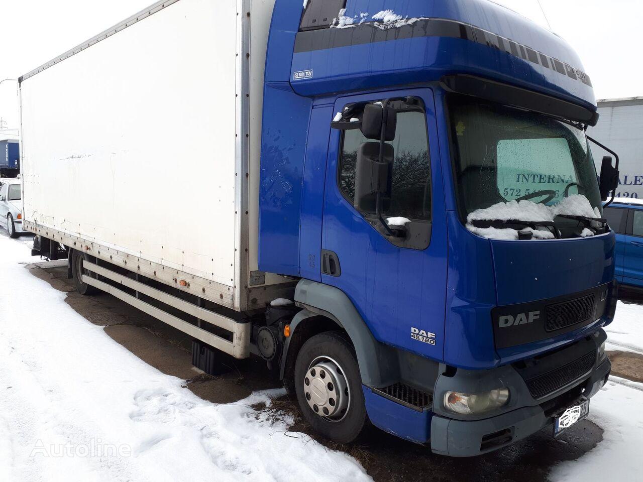 DAF LF45 FA 180 isothermal truck