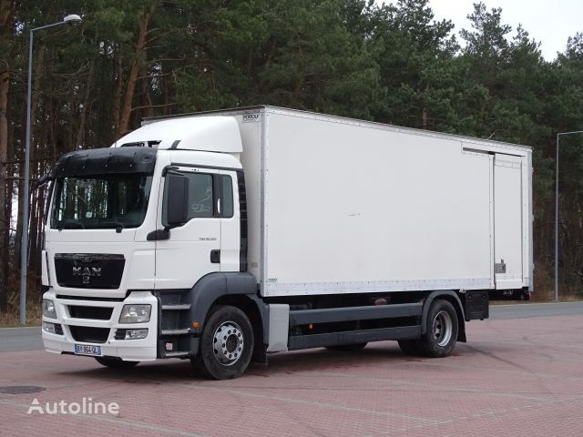 MAN TGS 18.320 isothermal truck