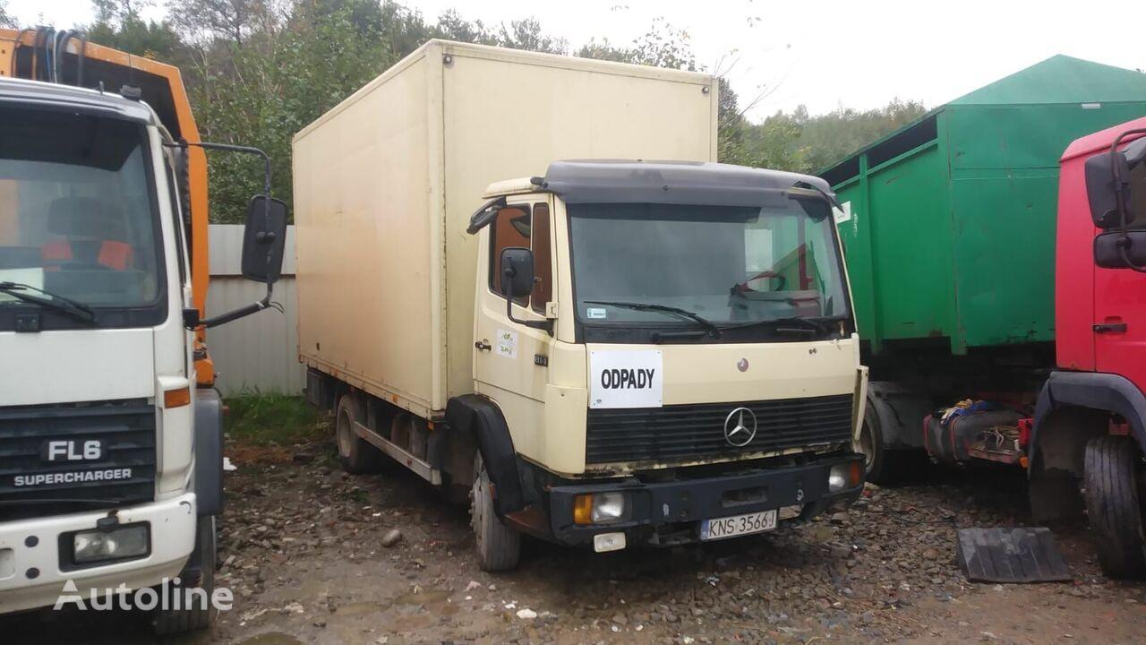 MERCEDES-BENZ Mercedes 814/ 6 Cylinder/ Spring  isothermal truck