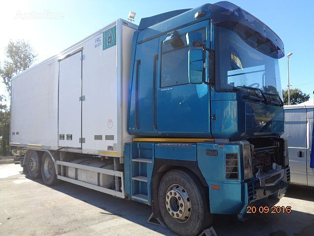 RENAULT MAGNUM 480 ISOTERMICO isothermal truck