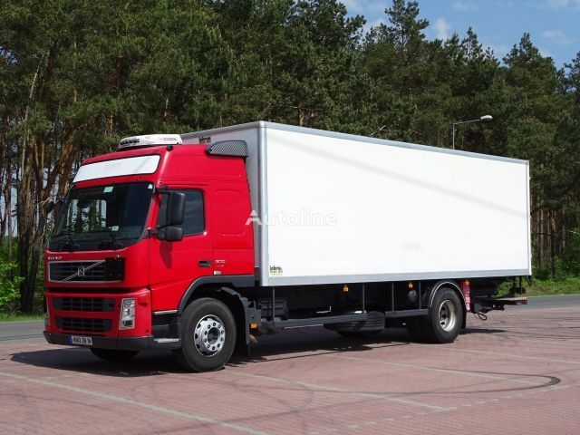 VOLVO isothermal truck