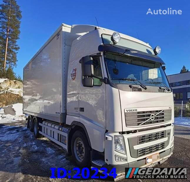 VOLVO FH13 500 - EEV - 6X2 - Euro 5 isothermal truck