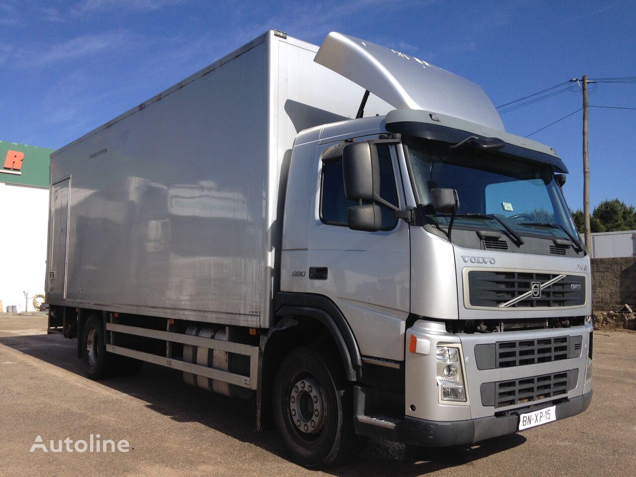 VOLVO FM9 isothermal truck