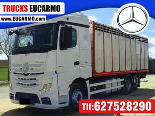 MERCEDES-BENZ ACTROS 25 45 livestock truck