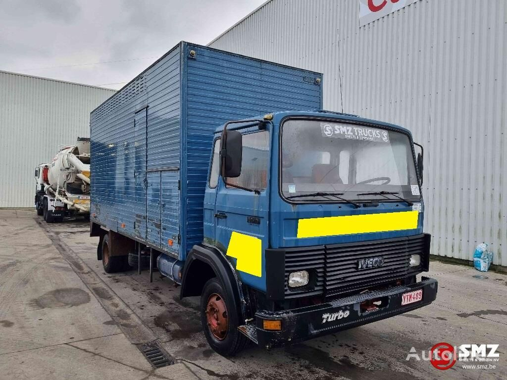 IVECO 90 - 13 horse/cheavaux AIRcooled livestock truck