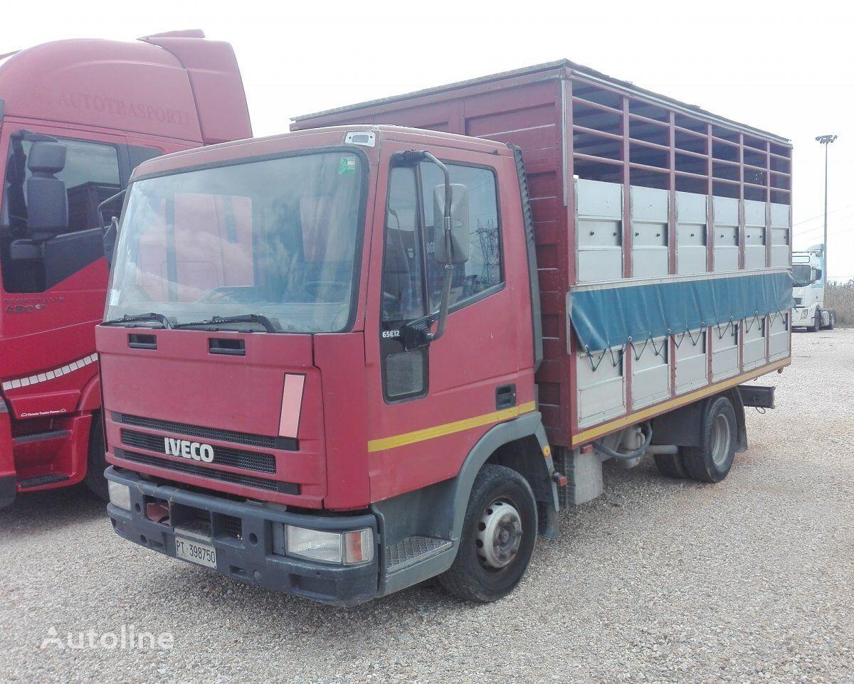 IVECO EUROCARGO 65E12 livestock truck