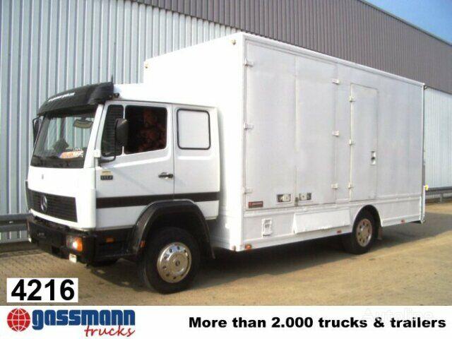 MERCEDES-BENZ L / 1117 / NSW livestock truck