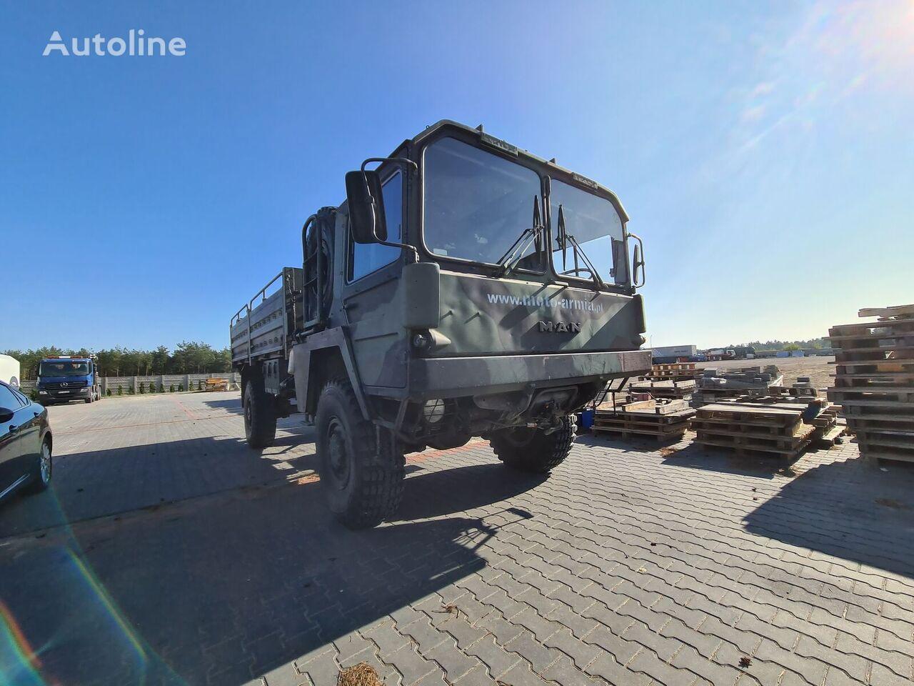 MAN 5t MIL GL WOJSKOWY TERENOWY military truck