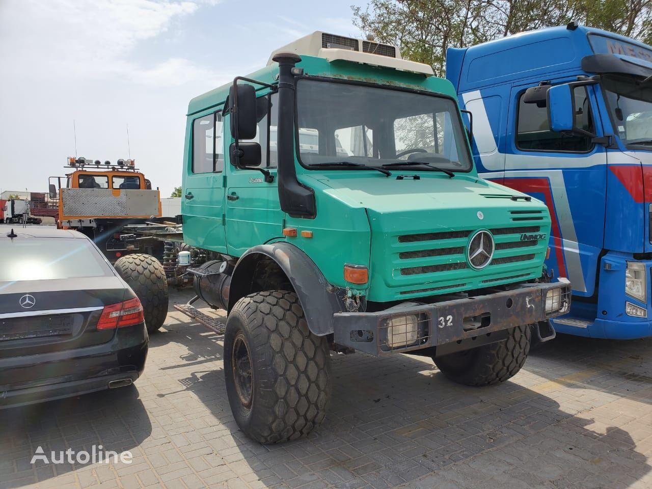 MERCEDES-BENZ Unimog U4000 military truck