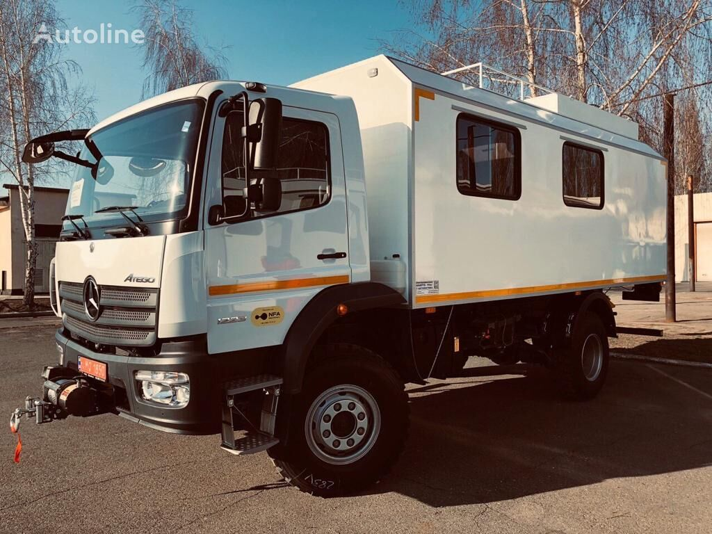 new MERCEDES-BENZ ARM, AROK military truck