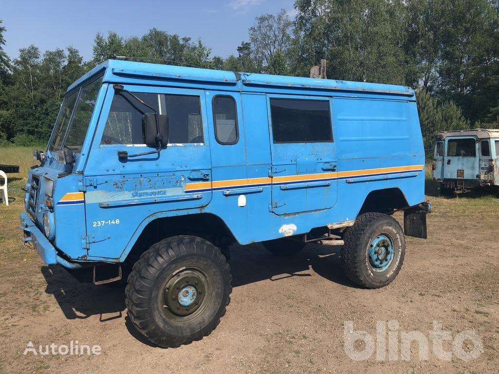 VOLVO C303 TGB 11 military truck
