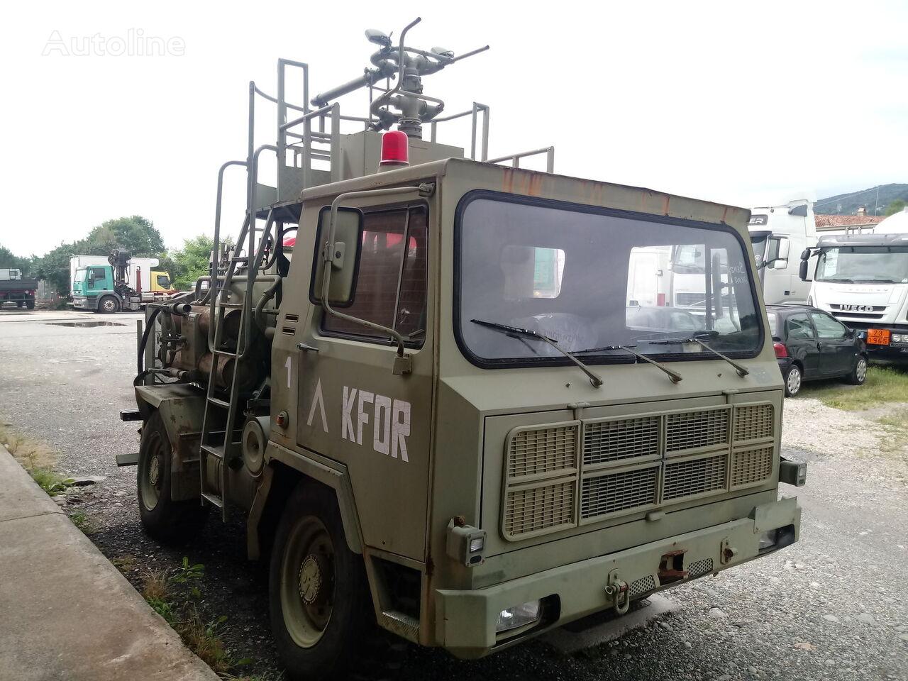 saab 2550 d military truck
