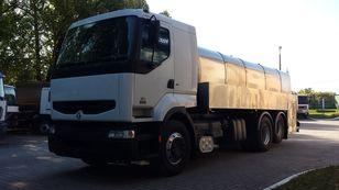 RENAULT Premium 370DCI Cysterna Spożywcza milk tanker