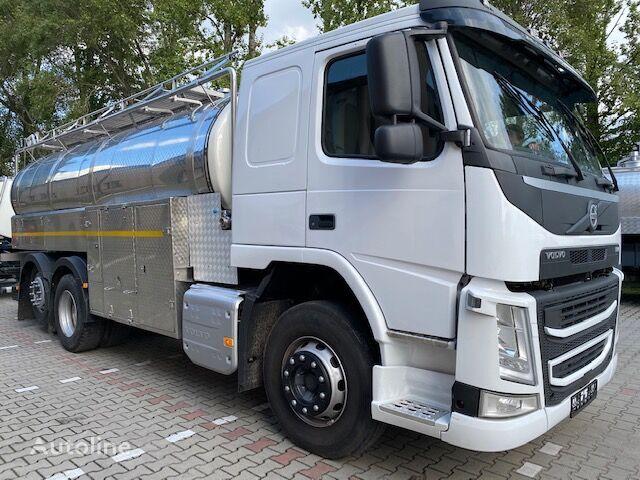 VOLVO FM 410 milk tanker