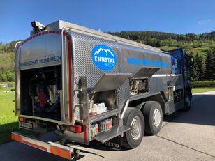 VOLVO  Schwarte Impeller milk tanker