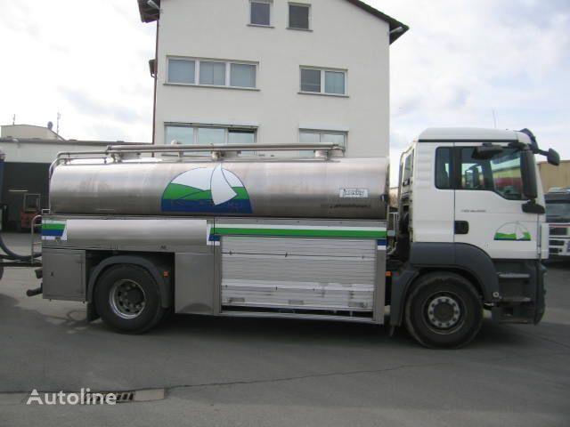 MAN TGS 18.400 (No. 2779) milk tanker
